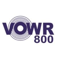 Logo de la radio VOWR 800