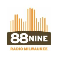 Logo de la radio WYMS 88Nine Radio Milwaukee