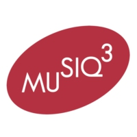 Logo of radio station Musiq'3 (RTBF)