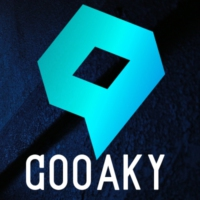 Logo of radio station Gooaky Radio