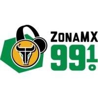 Logo of radio station KFZO Zona MX 99.1