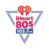 Logo of radio station KOSF iHeart80s @ 103.7