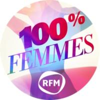 Logo of radio station RFM 100% Femmes