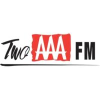 Logo of radio station 2AAA