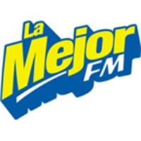 Logo de la radio XHVE-FM La Mejor Veracruz 100.5 FM