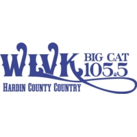 Logo of radio station WLVK The Big Cat 105.5