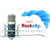 Logo of radio station Rockcity 101.9FM