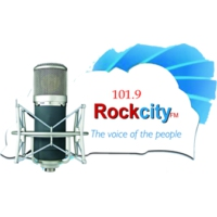 Logo of radio station Rockcity 101.9FM