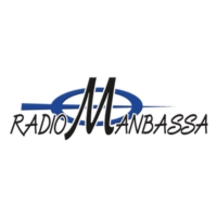 Logo of radio station Radio Manbassa
