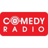 Logo of radio station Comedy Radio