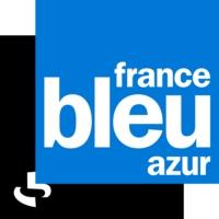 Logo of radio station France Bleu Azur