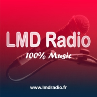 Logo of radio station LMD Radio