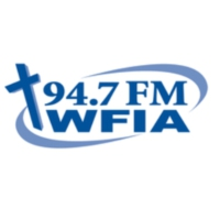 Logo of radio station WFIA 94.7