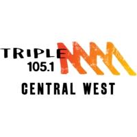 Logo de la radio Triple M Central West 105.1