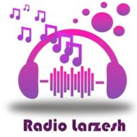 Logo of radio station Radio Larzesh