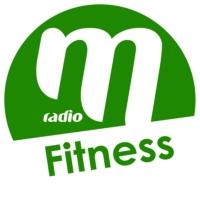 Logo of radio station M Radio - Fitness
