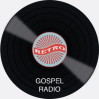 Logo of radio station Retro Gospel Radio