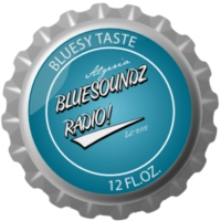 Logo of radio station Bluesoundz Radio