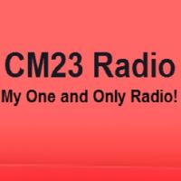 Logo of radio station CM23 Radio