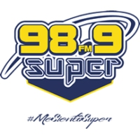 Logo of radio station XHERL Super 98.9