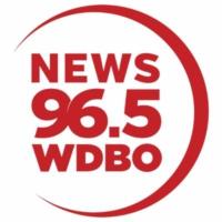 Logo de la radio WDBO News 96.5