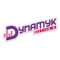 Logo of radio station Dynamyk FM