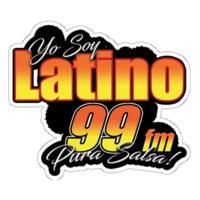 Logo of radio station LATINO 99 FM
