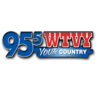 Logo of radio station WTVY 95.5