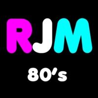 Logo of radio station RJM 80