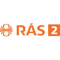 Logo of radio station RÚV Rás 2