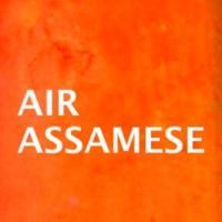 Logo of radio station AIR Assamese