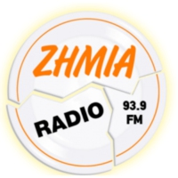 Logo de la radio Rádio Zimiá 93.9 - Ράδιο Ζημιά 93.9