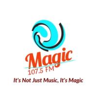 Logo of radio station MAGIC 107.5 FM