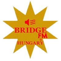 Logo of radio station Bridge fm Hungary