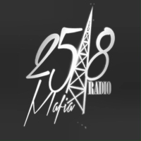 Logo of radio station 25/8 Mafia Radio