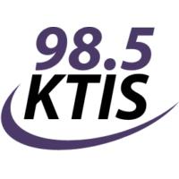 Logo of radio station KTIS Radio 98.5 FM