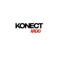 Logo of radio station KONECT