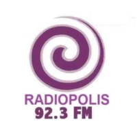 Logo of radio station Radiopolis 92.3 FM