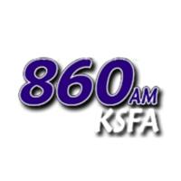 Logo de la radio News Talk 860 KSFA