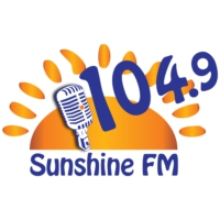 Logo de la radio Sunshine FM 104.9