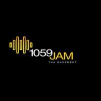 Logo of radio station 1059JAM THA BASEMENT