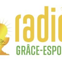 Logo of radio station Radio Grâce-Espoir