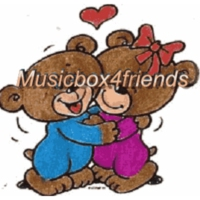 Logo de la radio musicbox4friends