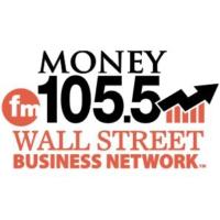 Logo of radio station KSAC-FM Money 105.5
