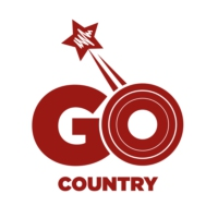 Logo of radio station Go Country