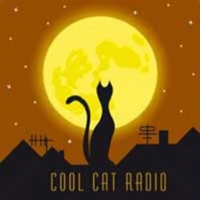 Logo of radio station Cool Cat Radio