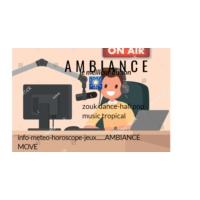 Logo of radio station ambiance9.7