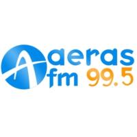 Logo of radio station Aéras FM 99.5 - Aέρας FM 99.5