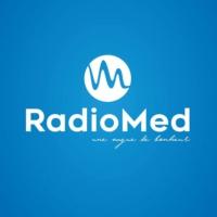 Logo of radio station الإستقبال - Radio Med