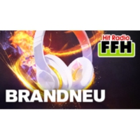 Logo of radio station FFH BRANDNEU